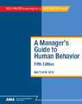 A Manager's Guide to Human Behavior, Fifth Edition