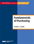 Fundamentals of Purchasing