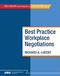 Best Practice Workplace Negotiations