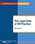 The Legal Side of HR Practice